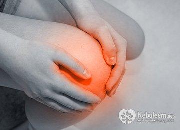 térdízületek sérülnek este nodularis arthritis hogyan kezelhető