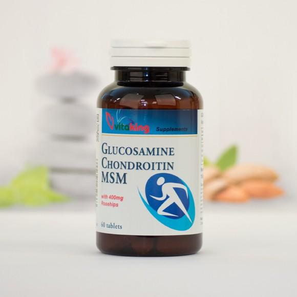 glükózamin-kondroitin 60 kapszula