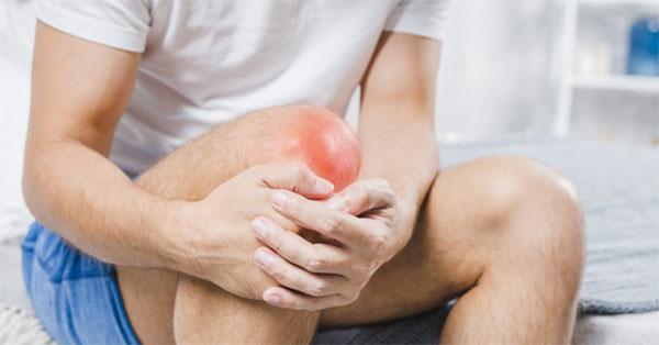duzzanat a lábakon az ízületek közelében ízületi fájdalom foci