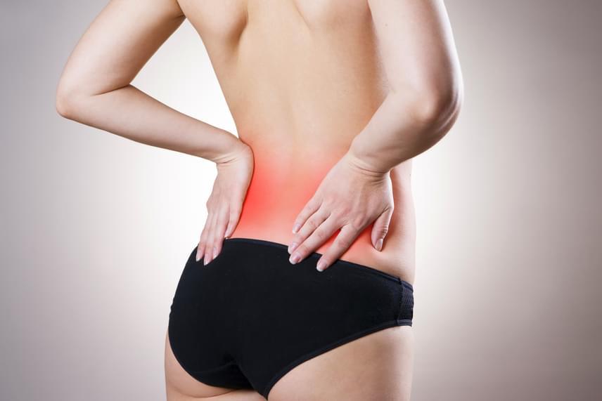 a deréktáji tünetek kezelése