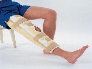 miért fáj a bokám alatt