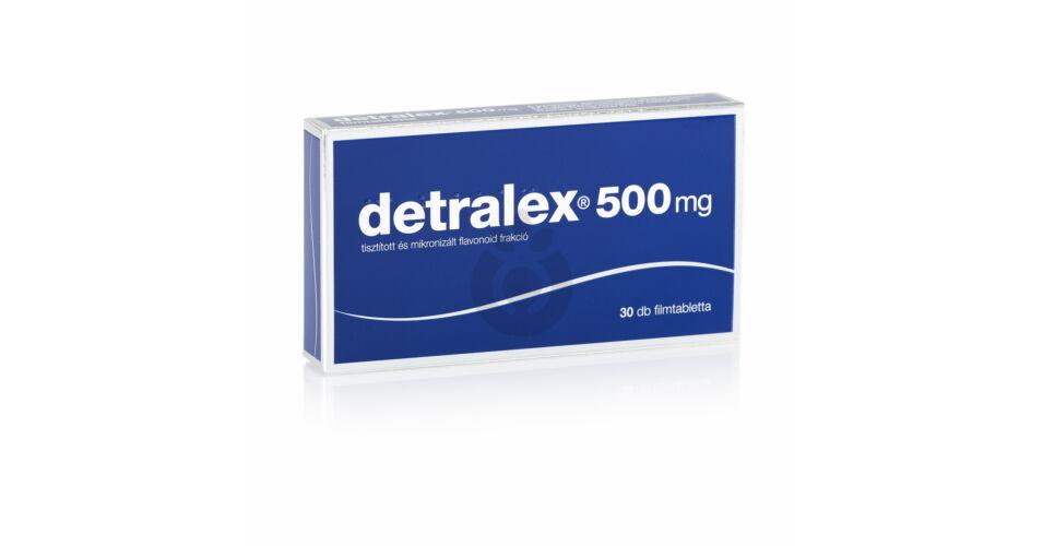 detralex ízületi betegségek esetén
