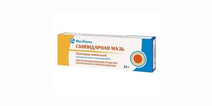 capsicum kenőcs a térdízületek fájdalmainak kezelésére