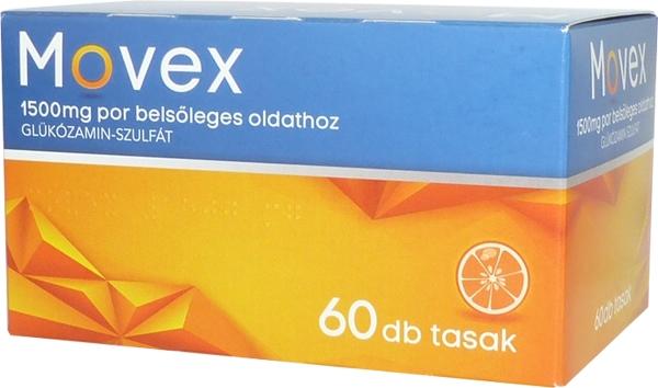 glükózamin-tartalmú készítmények