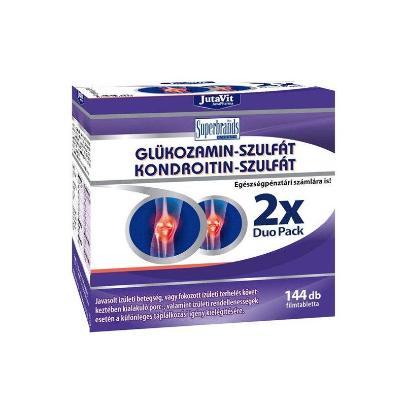 krondroitint és glükózamint tartalmazó krémek uborka együttes kezelése