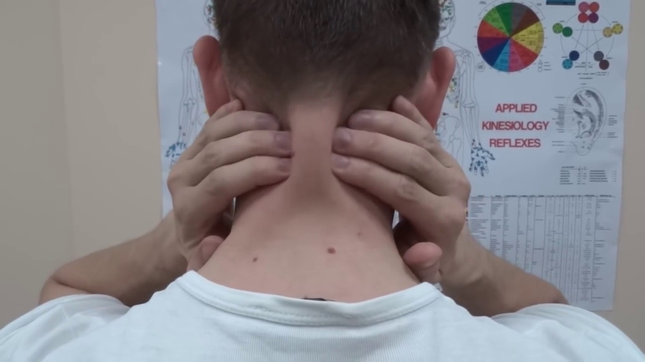 osteochondrosis neck
