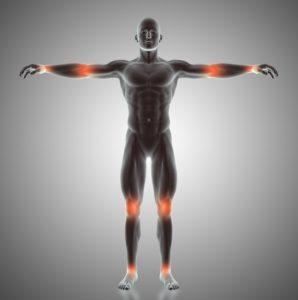 Gyulladásos ízületi megbetegedések, a lélek gyötrelmétõl, a csípõ protézisig.