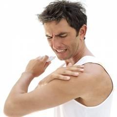 dörzsölés a vállízület artrózisával