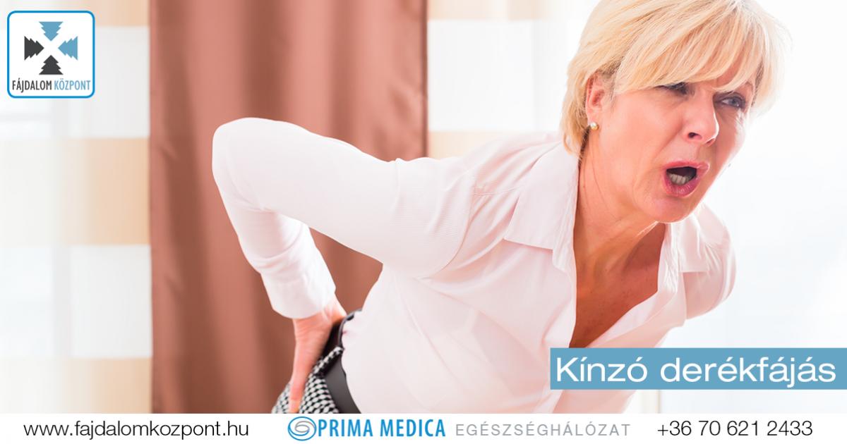 Mit tegyünk derékfájás esetén? | BENU Gyógyszertárak