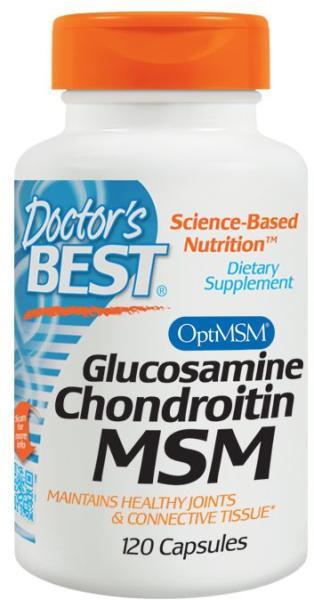 BioTechUSA Chondroitin Glucosamine kapszula (60db)