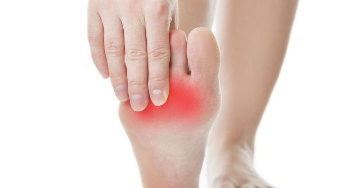 a lábujj poszt-traumás ízületi kezelése