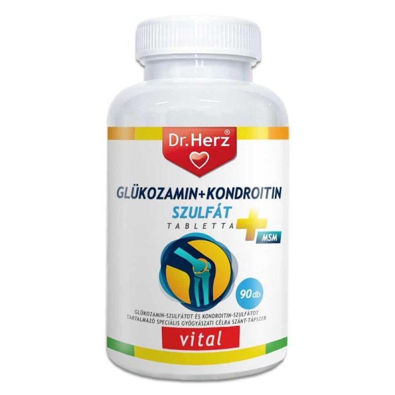 glükozamin-kondroitin rls