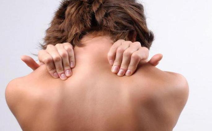 méhnyakos osteochondrozis kezelése kenőcsökkel