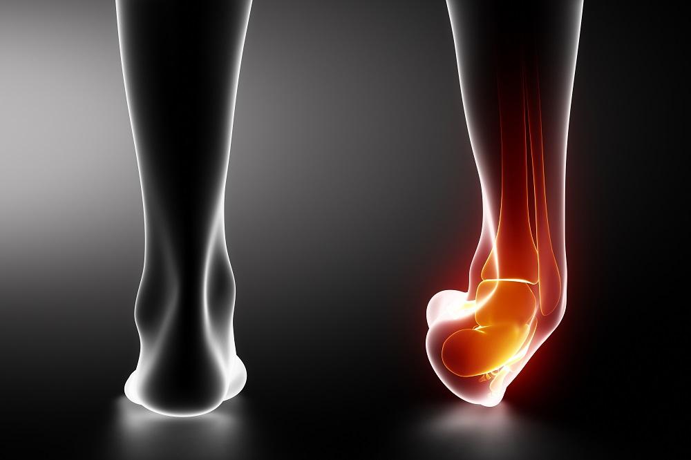 a bokaízület tüneteinek kezelése