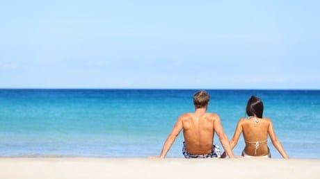 együttes kezelés a tengerparton