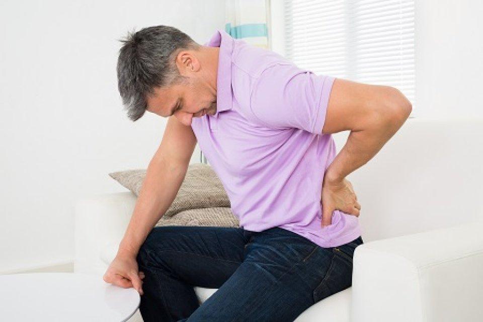 az alsó hátfájás tünetei és kezelése
