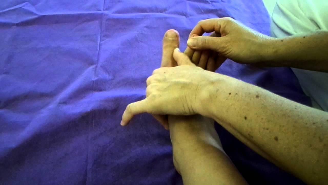 Miért van a fájdalom a bal váll és a lapocka a karjára? - Myositis -
