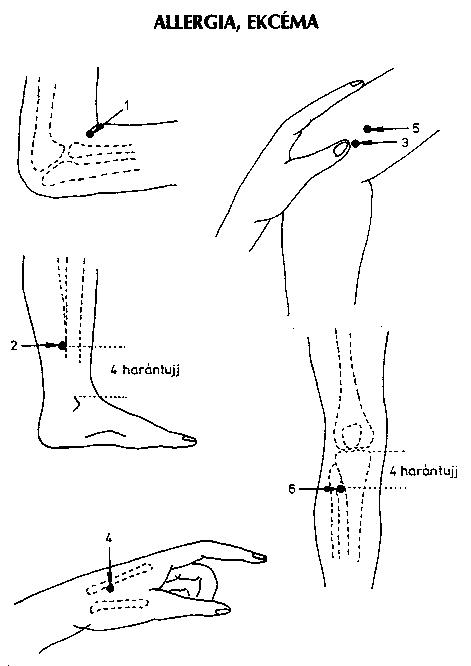 a láb ízületei ott fájnak, ahol az ujjak vannak