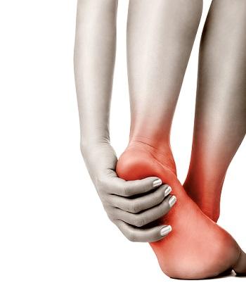a lábfej lábfejének kezelése