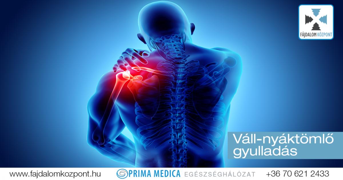 a nyaki és a vállízületek fájdalma okoz