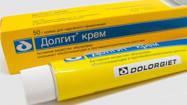 a térd kenőcsének periarthritis