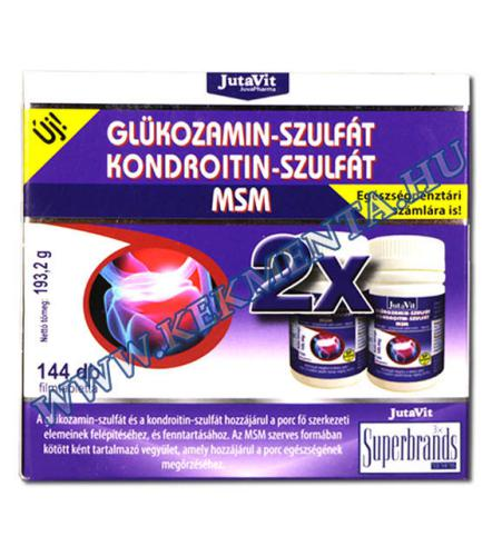 krondroitint és glükózamint tartalmazó krémek