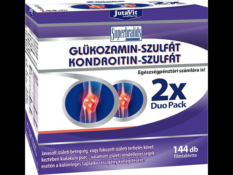 Glükozamin Kondroitin komplex 60 - Jutavit - Bioliget Bioliget
