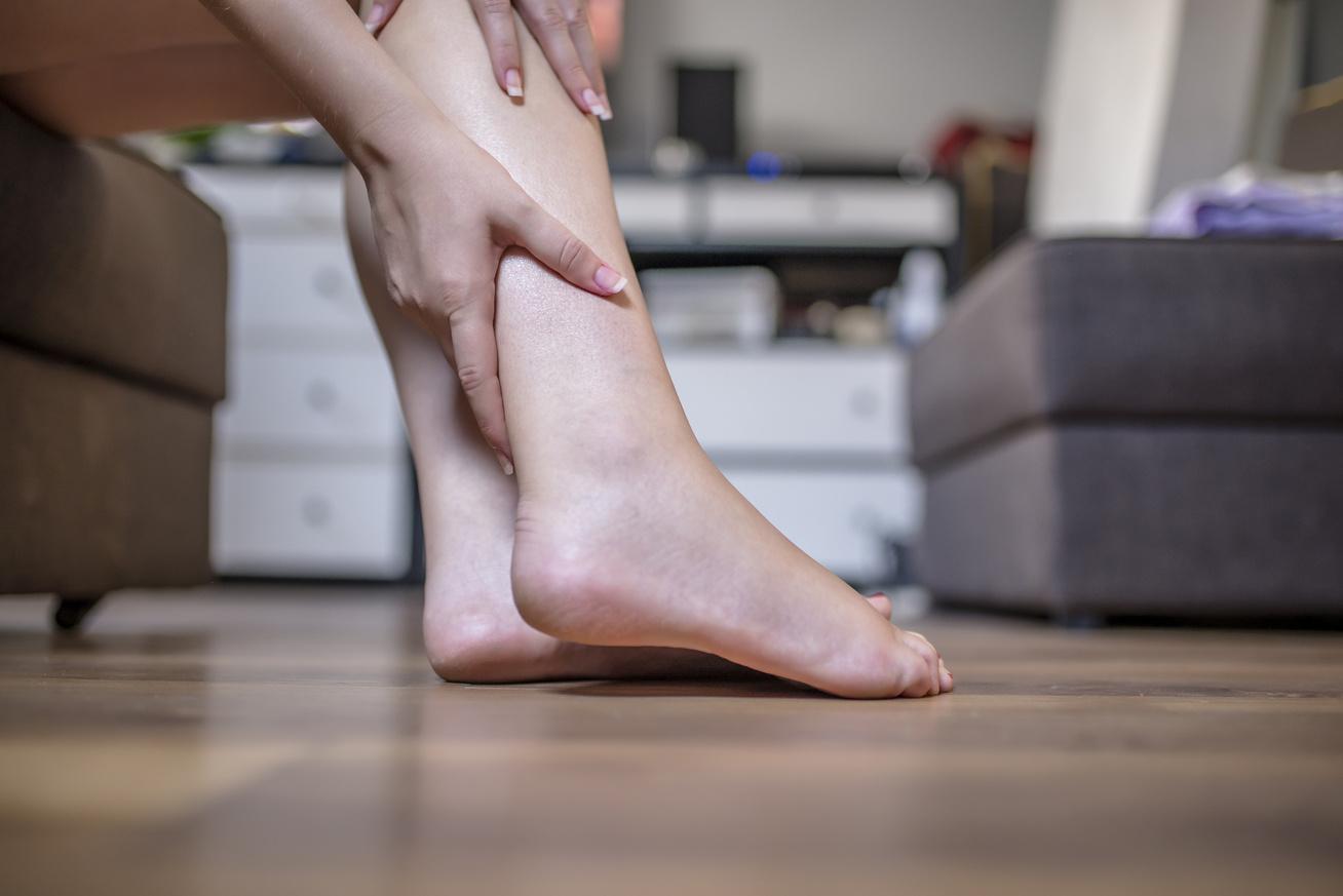 fáj a jobb láb ízületei