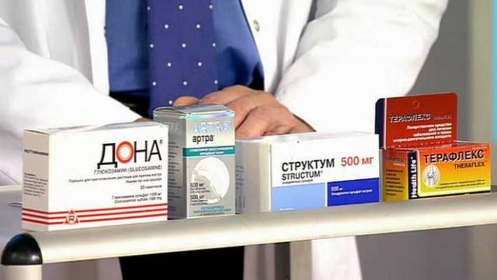 intraartikuláris készítmények artrózis kezelésére