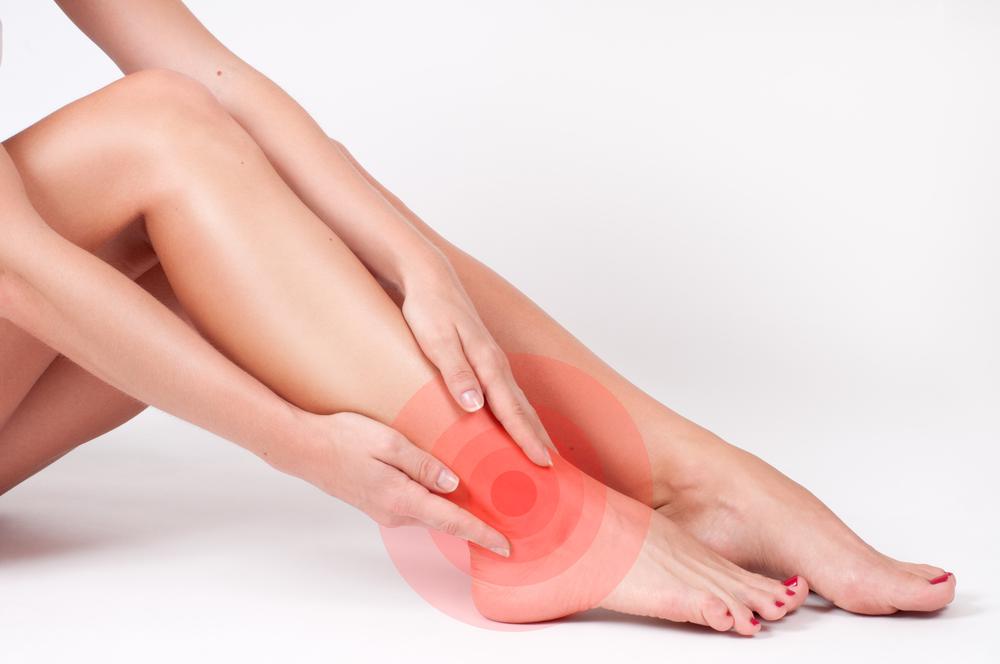 miért fáj a bokám alatt ízületi reflexológiai kezelés