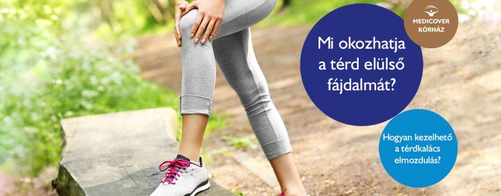 térdízületi fájdalom a lábak hajlításakor