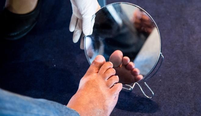 lábujj zsibbadás cukorbetegség
