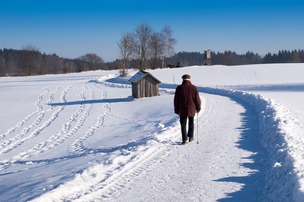 Viszlát, ízületi fájdalmak, helló, tél!