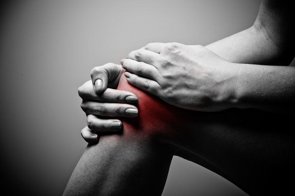 kalyx fájdalom a térdízületben