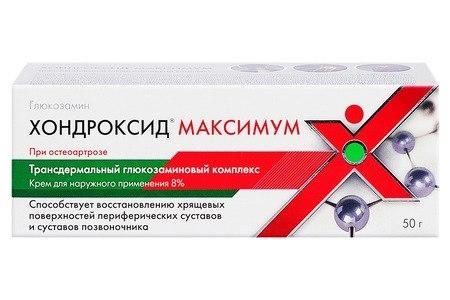 segít-e a chondroxid kenőcs az oszteokondrozisban