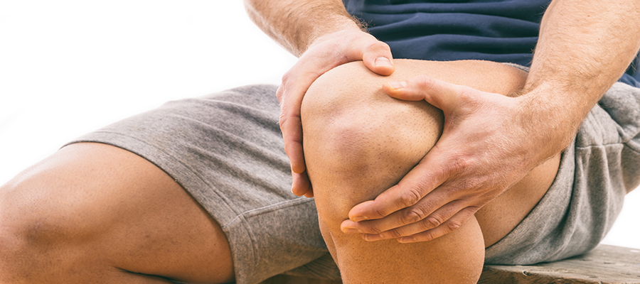 Nyáktömlő-gyulladás a térdfájdalom hátterében