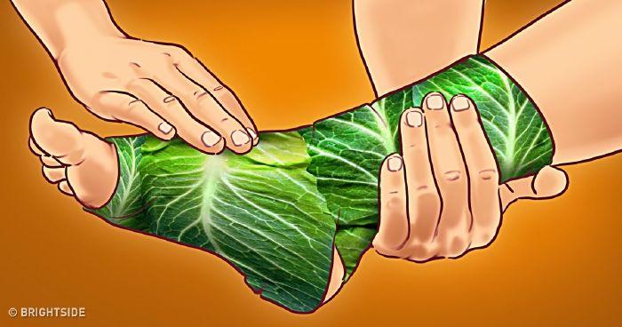 A leghatékonyabb fájdalomcsillapító élelmiszerek
