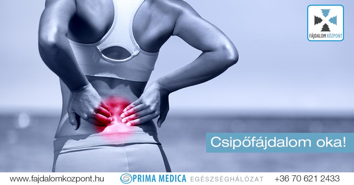 csípőfájdalom diagnosztizálása