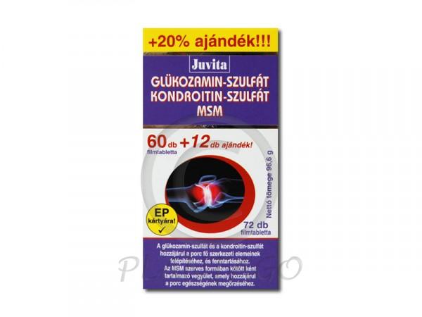 gyógyszertári glükózamin és kondroitin