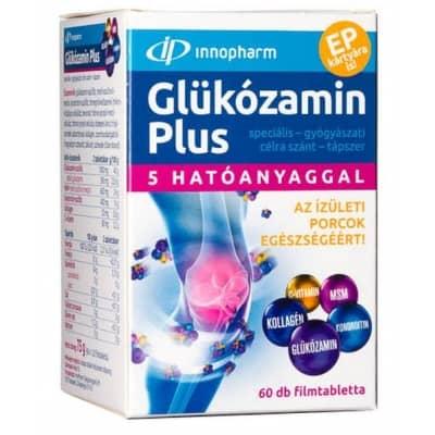 glükozamin készítmények ár
