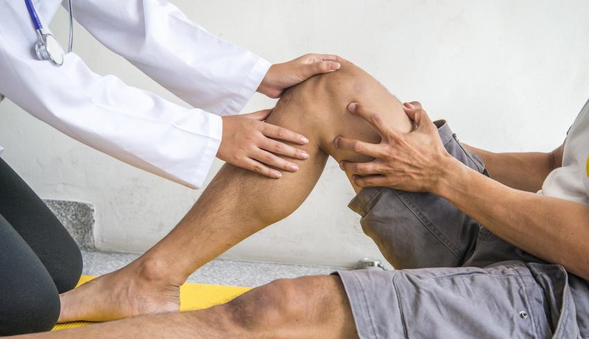 sportterhelések ízületi betegségek esetén